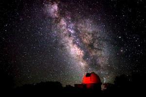 Milky Way IV by Douglas Taylor
