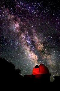 Milky Way V by Douglas Taylor