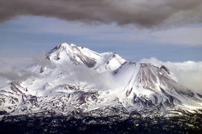 Mt Shasta Winter by Douglas Taylor