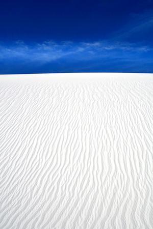 White Sands I by Douglas Taylor