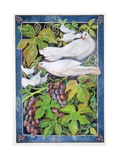 Doves, 1996-Lisa Graa Jensen-Giclee Print