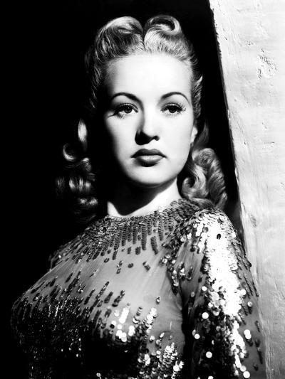 Down Argentine Way, Betty Grable, 1940--Photo