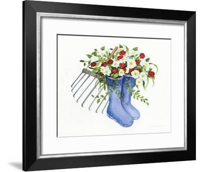 Down Home VI-Kathleen Parr McKenna-Framed Art Print