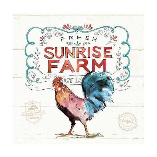 Down on the Farm VI-Anne Tavoletti-Premium Giclee Print