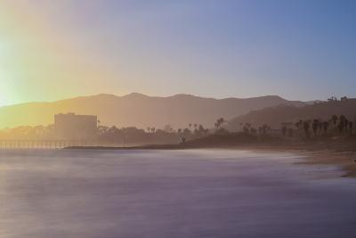 Down the Beach-Chris Moyer-Photographic Print