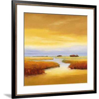 Down the River I-Hans Paus-Framed Art Print