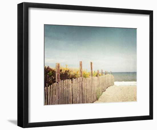 Down to the Sea-Carolyn Cochrane-Framed Photographic Print