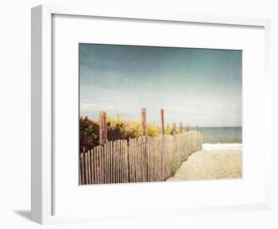 Down to the Sea-Carolyn Cochrane-Framed Photographic Print