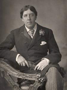 Oscar Wilde by Downey