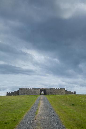 Downhill House on the Downhill Demesne-Tim Thompson-Photographic Print