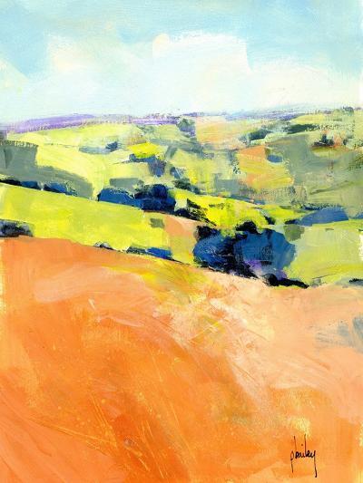 Downland One-Paul Bailey-Art Print