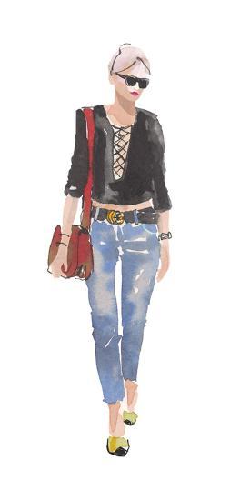 Downtown Cool-Sandra Jacobs-Giclee Print