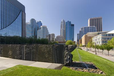 Downtown Minneapolis Skyline, Minnesota, USA-PhotoImages-Photographic Print