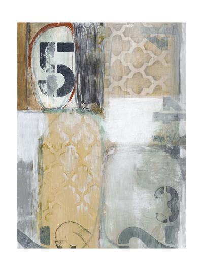Downtown Numbers I-Jodi Fuchs-Art Print