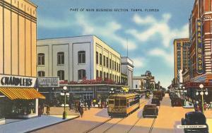 Downtown, Tampa, Florida