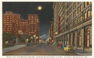 Downtown Wilmington, Delaware