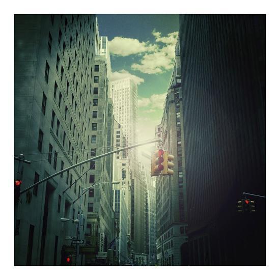 Downtown--Giclee Print