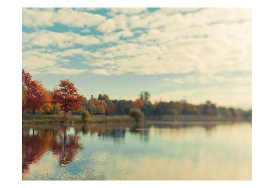 Dows Lake-Tracey Telik-Art Print