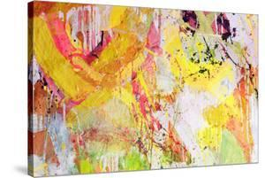 Mixed Technics, Expression Abstract Painting by dpaint