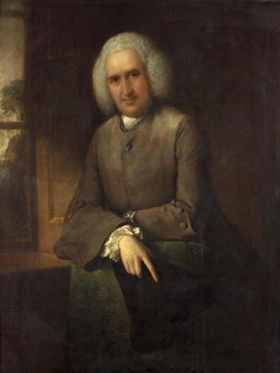 Dr Abel Moysey, C.1765-Thomas Gainsborough-Giclee Print