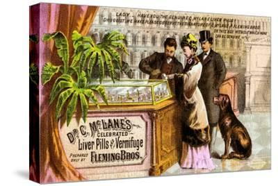 Dr. C Mclane's Celebrated Liver Pills and Vermifuge