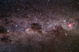 Milky Way by Dr. Fred Espenak