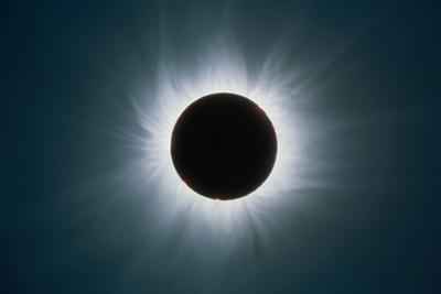 Total Solar Eclipse with Corona by Dr. Fred Espenak