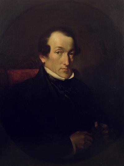 Dr. Frederick Septimus Leighton (1800-92), C.1850-Frederic Leighton-Giclee Print