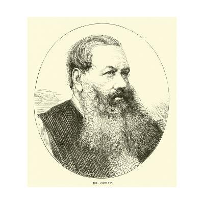 Dr Gobat--Giclee Print