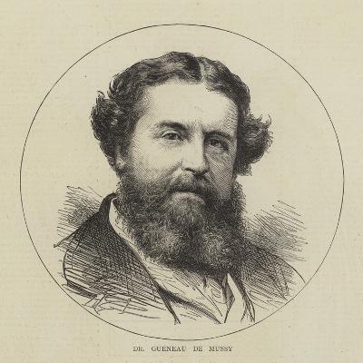 Dr Gueneau De Mussy--Giclee Print