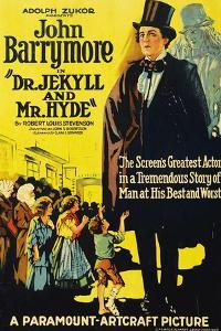 Dr. Jekyll And Mr. Hyde, 1920, Directed by John S. Robertson