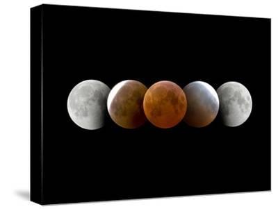 Total Lunar Eclipse, Montage Image