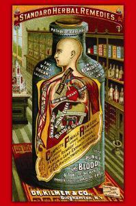 Dr. Kilmer's Standard Herbal Remedies