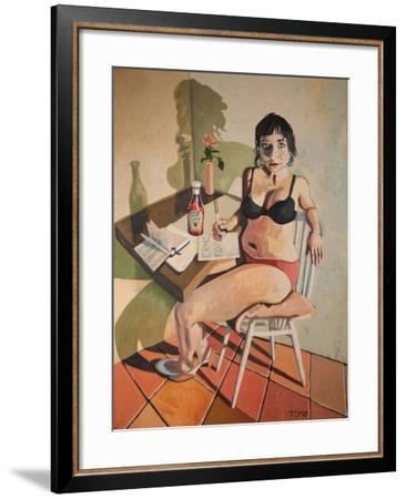 Dr Miranda Sheild Johansson-Thomas MacGregor-Framed Giclee Print