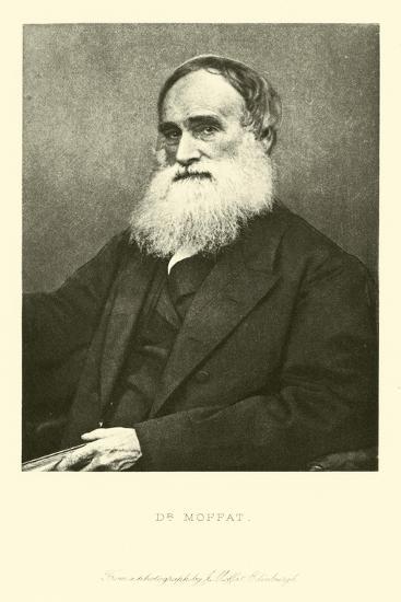 Dr Moffat--Giclee Print