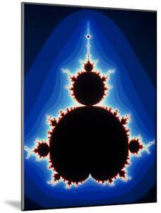 Fractal Geometry Showing Mandelbrot Set by Dr. Seth Shostak