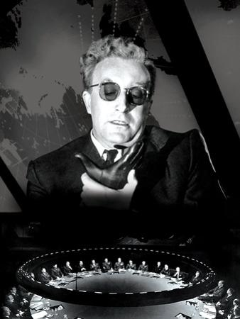 Dr. Strangelove, (aka Dr. Strangelove or: How I Learned To Stop Worrying And Love The Bomb), 1964