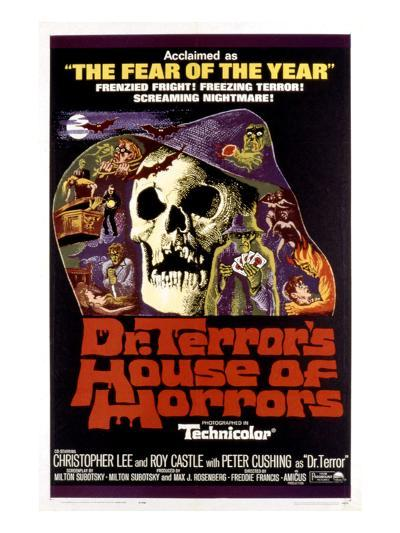 Dr. Terror's House of Horrors, 1965--Photo