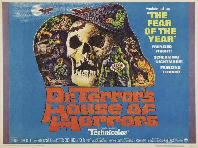 Dr. Terror's House of Horrors, 1965--Giclee Print