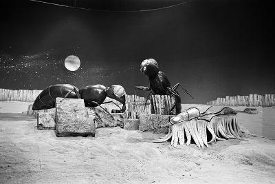 Dr Who, the Web Planet, 1965-Alisdair Macdonald-Photographic Print