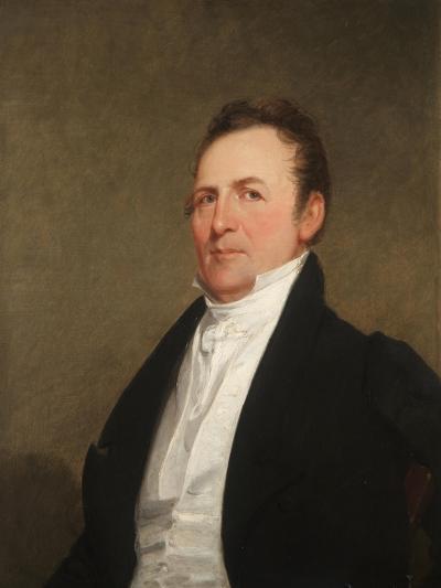 Dr. William Craig Galt-Matthew Harris Jouett-Giclee Print