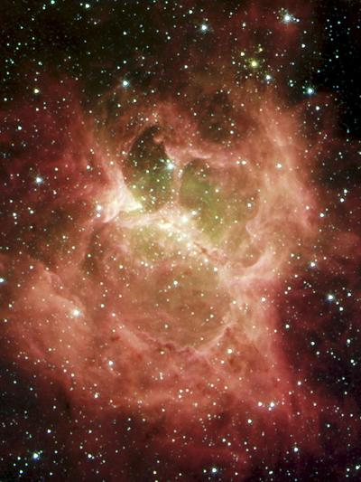 DR6 Nebula--Photographic Print