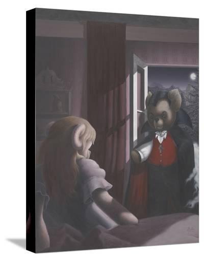 Dracu Teddy-Preston Craig-Stretched Canvas Print