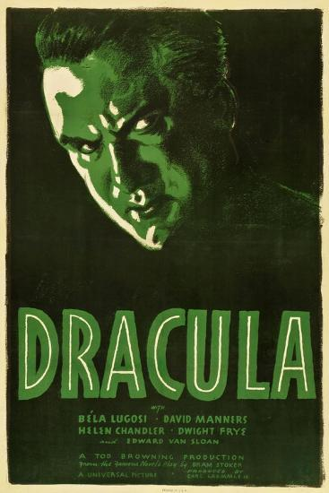 Dracula, 1931, Directed by Tod Browning--Giclee Print