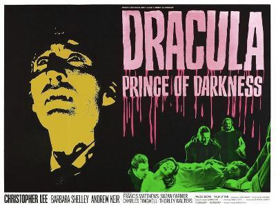 Dracula, 1958--Giclee Print