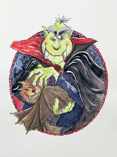 Dracula, 1998-Maylee Christie-Giclee Print