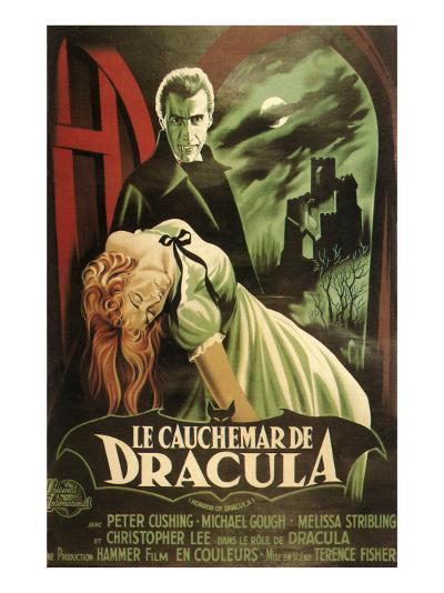 Dracula Movie Poster--Art Print