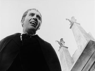 Dracula, Prince of Darkness, 1966--Photographic Print