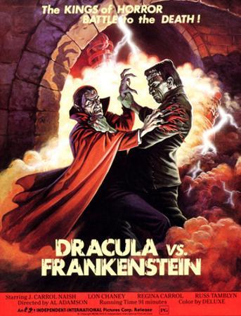 Dracula vs. Frankenstein, Zandor Vorkov, John Bloom, 1971