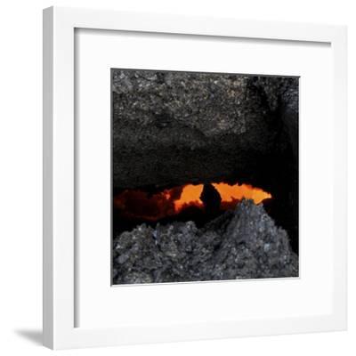 Dragon Eye Square-Jason Matias-Framed Giclee Print